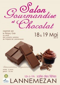 Salon Gourmandise  et Chocolats  dans Actions choco-212x300